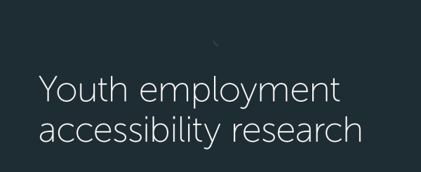 Youth employment accessibility research in Middlesbrough image