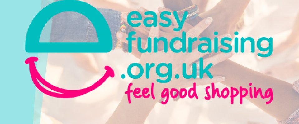 Shop & help us raise money for FREE with EasyFundraising.org.uk image