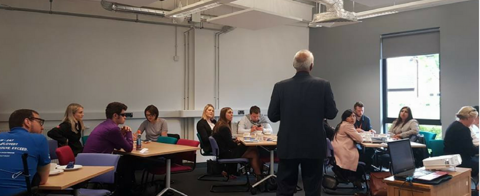 Employers taking actions from training workshop image