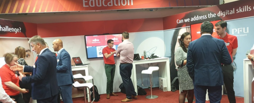 Fujitsu World Tour: Bringing business innovation and education together image