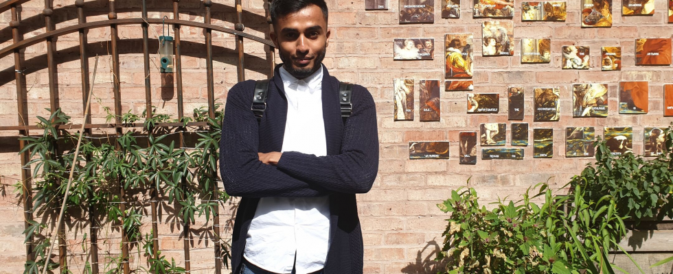 Meet our intern – Adil image