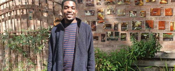 Meet our intern – Omar image