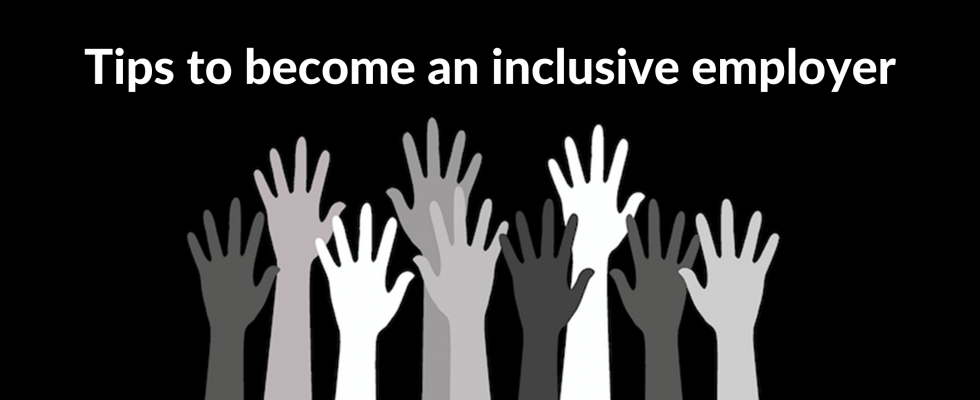 Tips to become an inclusive employer image