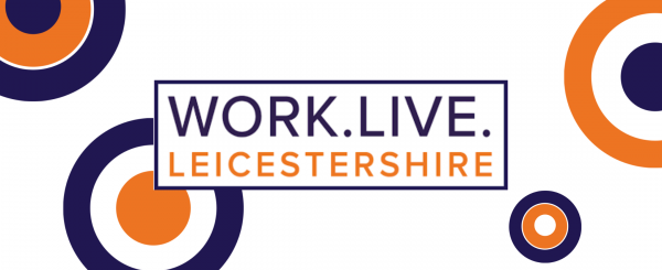 Work Live Leicestershire case study image