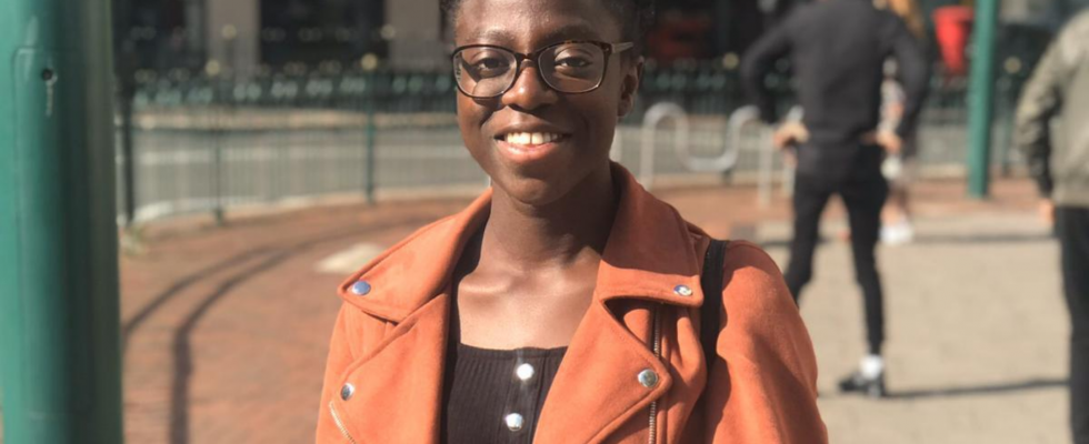 Meet our intern – Afra image