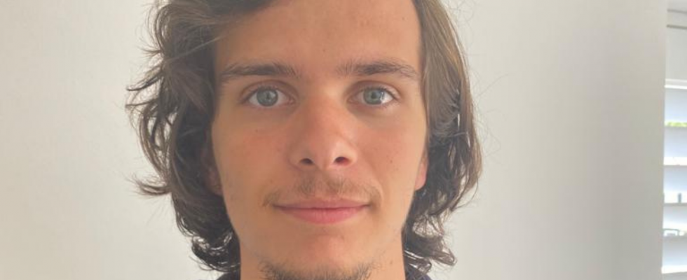 Meet our intern – Reed image