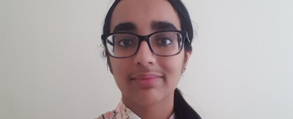 Meet our intern – Navraj image