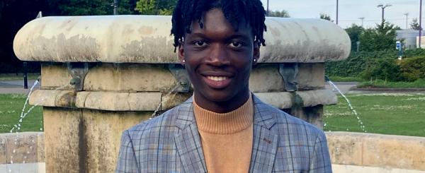 Meet our intern – David image