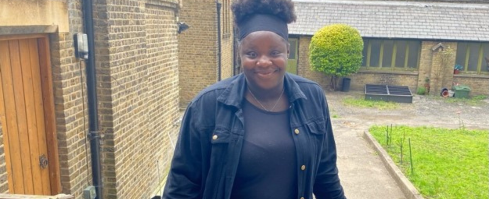 Meet our intern – Blessing image